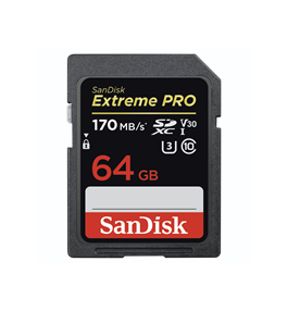 SanDisk Extreme PRO 64 GB...